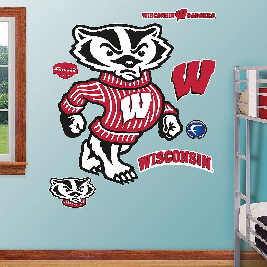 Fathead Wisconsin Badgers