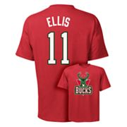 Milwaukee Bucks Monta Ellis Player Tee -  Men