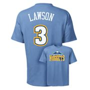 Denver Nuggets Ty Lawson Player Tee -  Men