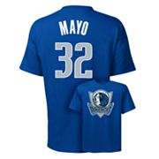 Dallas Mavericks O.J. Mayo Player Tee -  Men