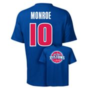 Detroit Pistons Greg Monroe Player Tee - Men