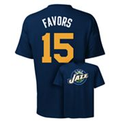 Utah Jazz Derrick Favors Player Tee - Men