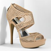 Simply Vera Vera Wang Platform High Heels - Women