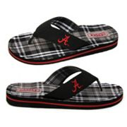 Alabama Crimson Tide Flip-Flops - Adult