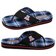 Arizona Wildcats Flip-Flops - Adult