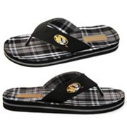 Missouri Tigers Flip-Flops - Men