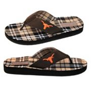 Texas Longhorns Flip-Flops - Adult