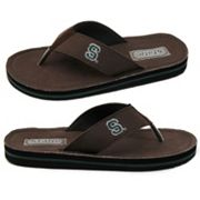 Michigan State Spartans Flip-Flops - Adult