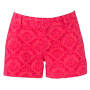 ELLE Scroll Shorts