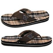 Washington Huskies Flip-Flops - Men