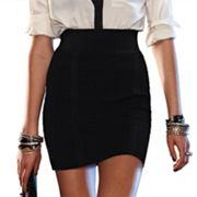 Rock and Republic Bandage Miniskirt
