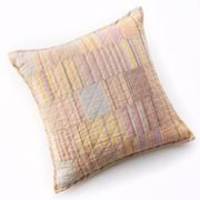 Chaps Home Emma Striped Quilted Decorative Pillow