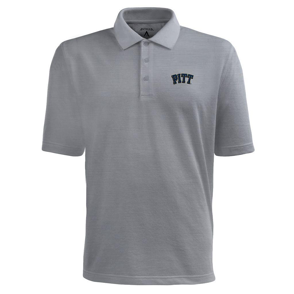 Men's Pitt Panthers Pique Xtra Lite Polo