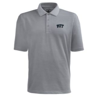 Men's Pitt Panthers Pique Xtra Lite Polo