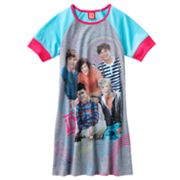 One Direction Raglan Sleepshirt - Girls