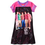 One Direction Star Sleepshirt - Girls