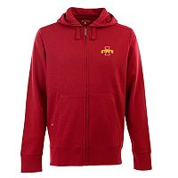 Men's Iowa State Cyclones Signature Full-Zip Fleece Hoodie