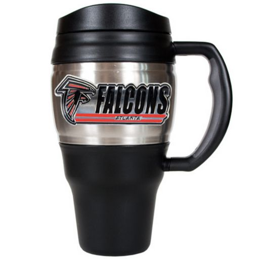 Atlanta Falcons 20-Ounce Travel Mug