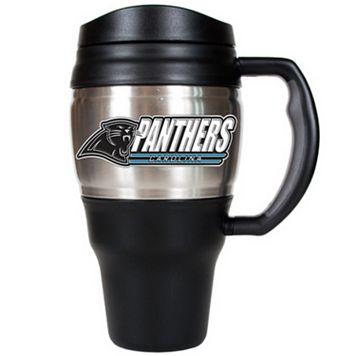 Carolina Panthers Travel Mug