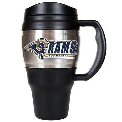 St. Louis Rams Travel Mug