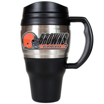 Cleveland Browns Travel Mug