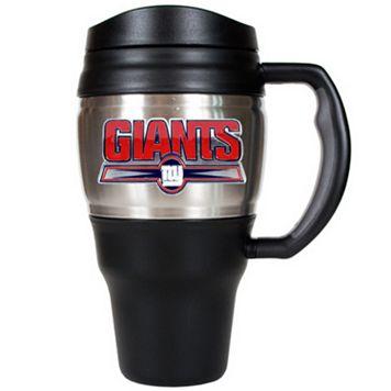 New York Giants 20-Ounce Travel Mug