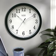 La Crosse Illuminations 14-in. Wall Clock
