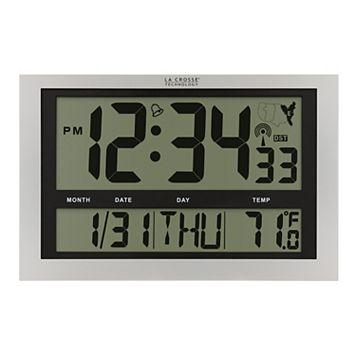 La Crosse Technology Radio-Controlled Wall Clock