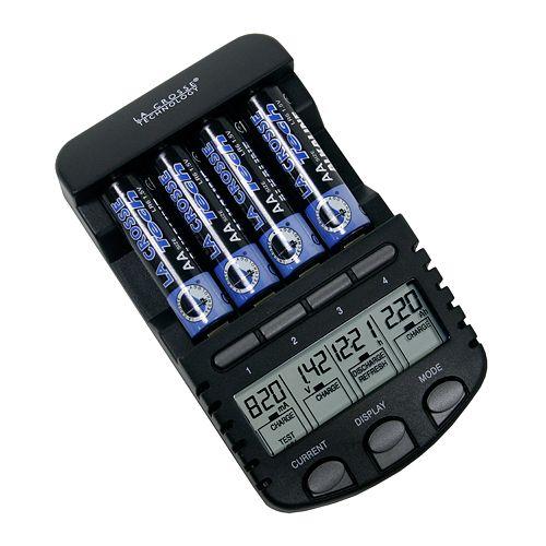 La Crosse Technology Alpha Power Battery Charger