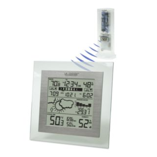 La Crosse Technology Weather Station with Forecast