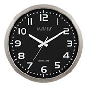 La Crosse Technology 16 in Atomic Analog Wall Clock