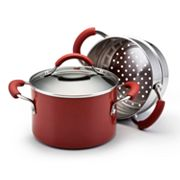 KitchenAid 3-qt. Saucepot with Steamer Insert