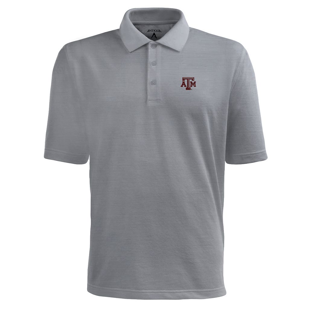 Men's Texas A&M Aggies Pique Xtra Lite Polo