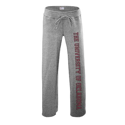 Soffe Oklahoma Sooners Fleece Pants - Juniors'