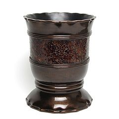 India Ink Prescott Wastebasket by
