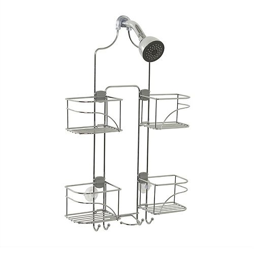 Zenna Home Expandable Shower Caddy