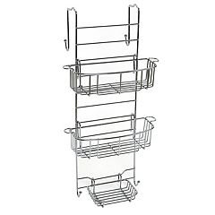 Zenna Home Stainless Steel Shower Caddy
