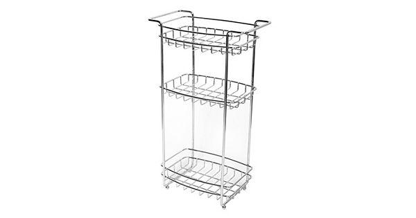 Zenith Slimline 3 Shelf Floor Stand