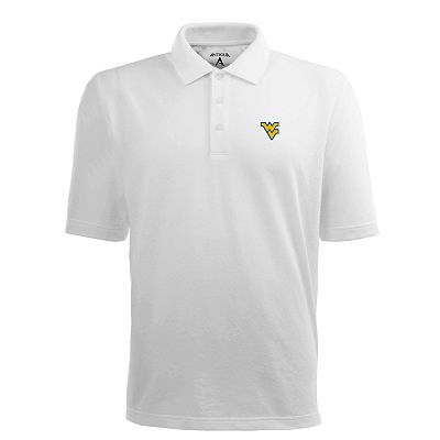 West Virginia Mountaineers Pique Xtra Lite Polo - Men