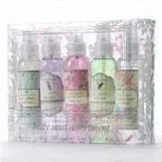 Simple Pleasures 5-pc. Floral Essence Body Mist Gift Set