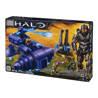 Halo Covenant Wraith Set by Mega Bloks - 97014