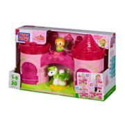 Mega Bloks Lil' Princess 3-Story Enchanted Castle - 80412