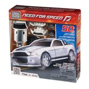 Mega Bloks Need for Speed Ford Shelby GT500 Supersnake NFS Edition - 95784