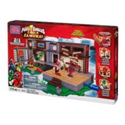 Mega Bloks Power Rangers Samurai HQ Battle - 5833