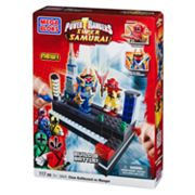 Power Rangers Samurai Claw Battlezord vs Mooger by Mega Bloks - 5824