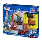 Thomas and Friends Blue Mountain Crew by Mega Bloks - 10579