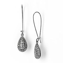Simply Vera Vera Wang Teardrop Earrings