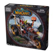 World of Warcraft Goblin Trike and Pitz by Mega Bloks - 91019