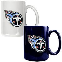 Tennessee Titans 2-pc. Ceramic Mug Set