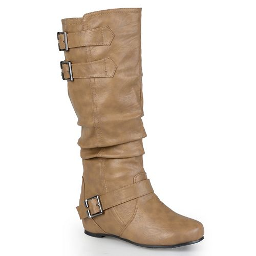 c0e5ac854d9 Journee Collection Tiffany Women s Slouch Boots